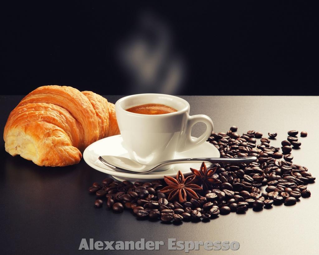 Recipe How to make Alexander Espresso