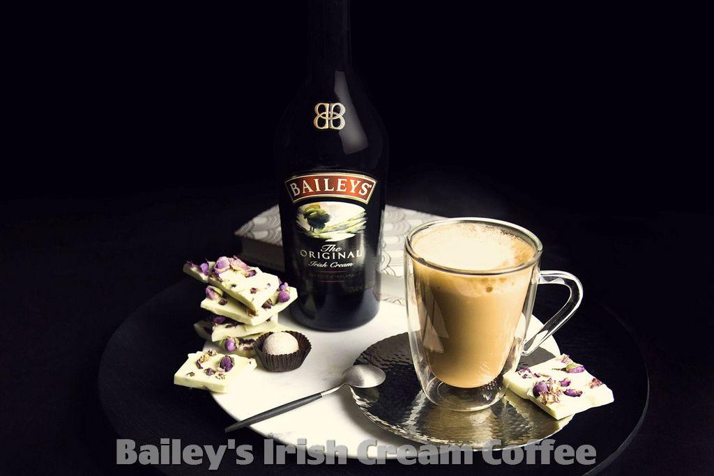 Recipe How to make Bailey's Irish Cream Coffee