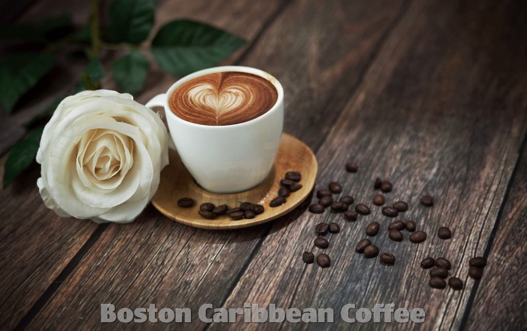 Recipe How to make Boston Caribbean Coffee
