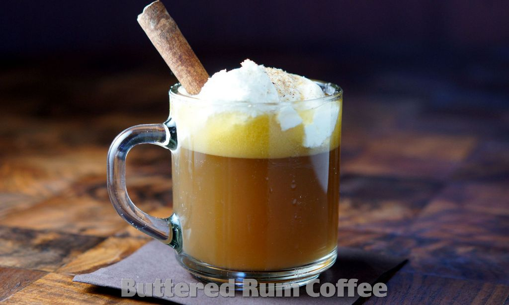 Recipe How to make Buttered Rum Coffee