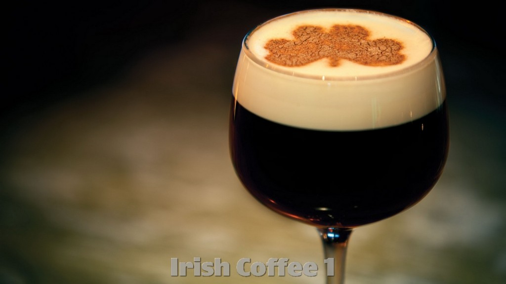 Recipe How to make Irish Coffee 1