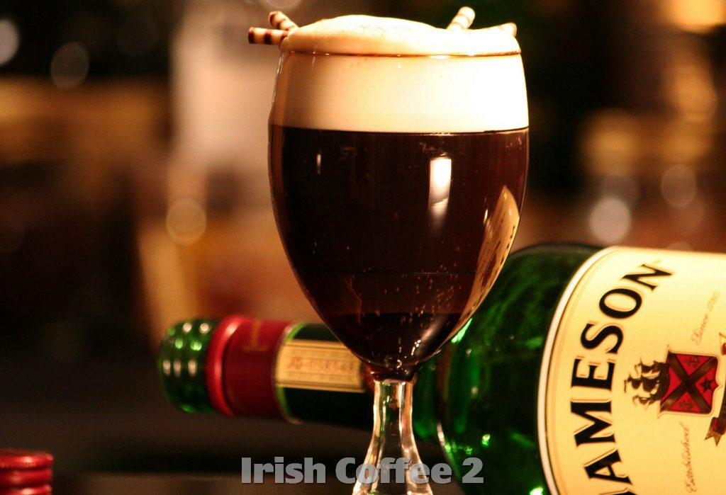 Recipe How to make Irish Coffee 2