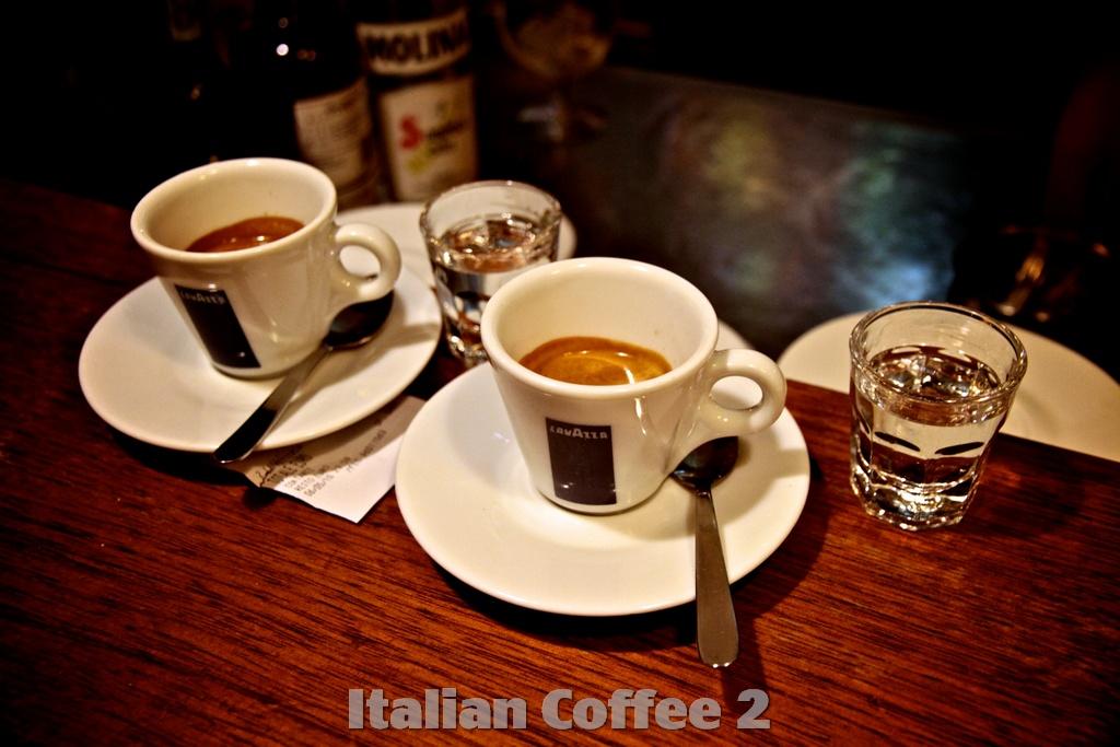 Recipe How to make Italian Coffee 2