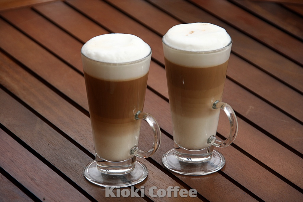 Recipe How to make Kioki Coffee