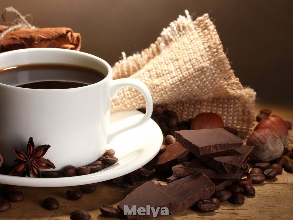 Melya coffee recipe
