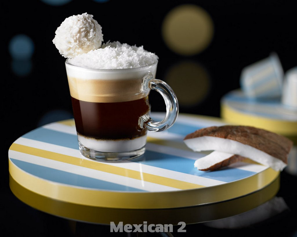 Recipe How to make Mexican Coffee 2