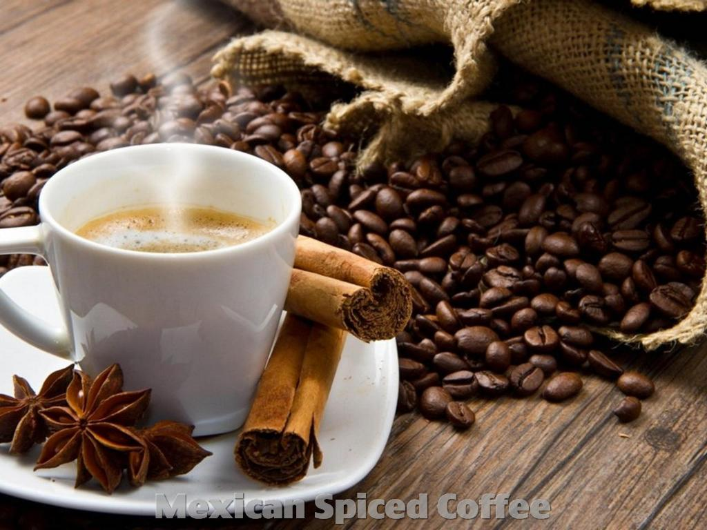 Recipe How to make Mexican Spiced Coffee