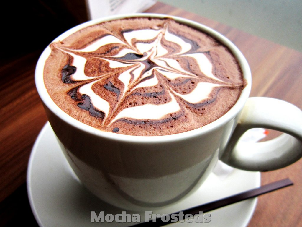 Recipe How to make Mocha Frosteds