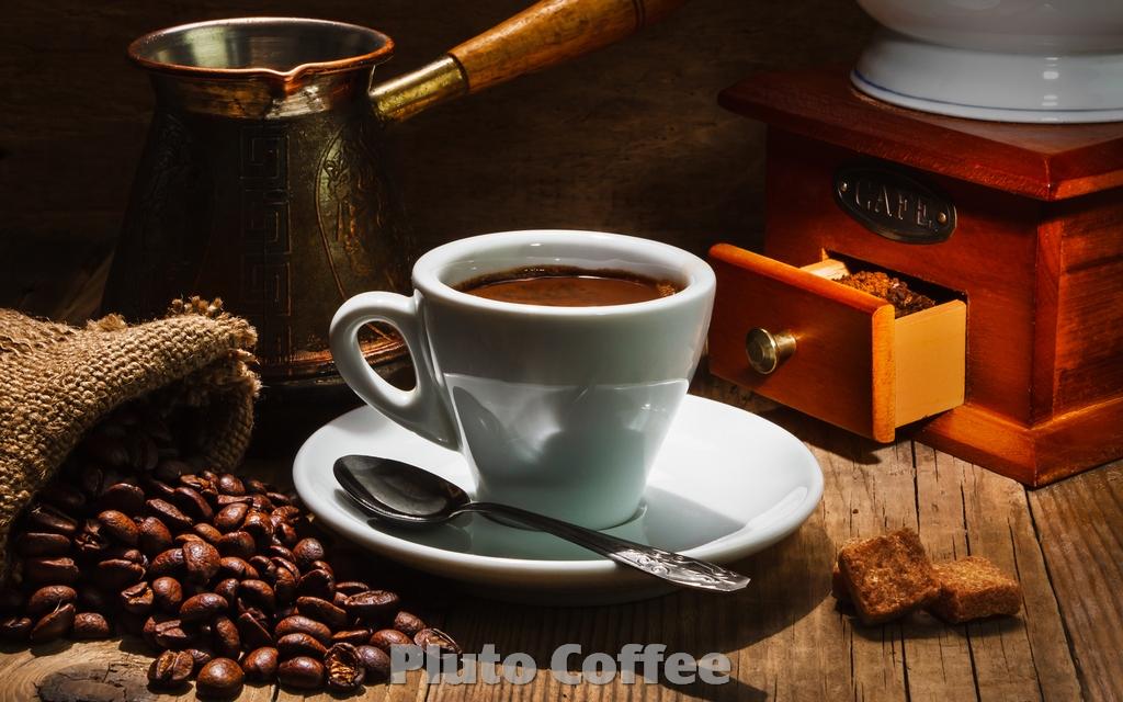 Recipe How to make Pluto Coffee