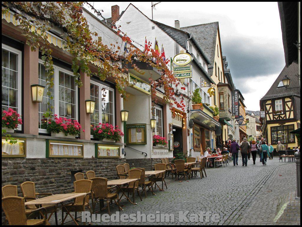 Recipe How to make Ruedesheim Kaffe