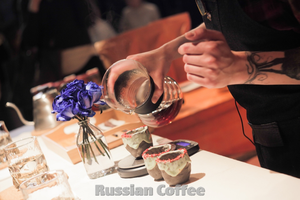 Recipe How to make Russian Coffee