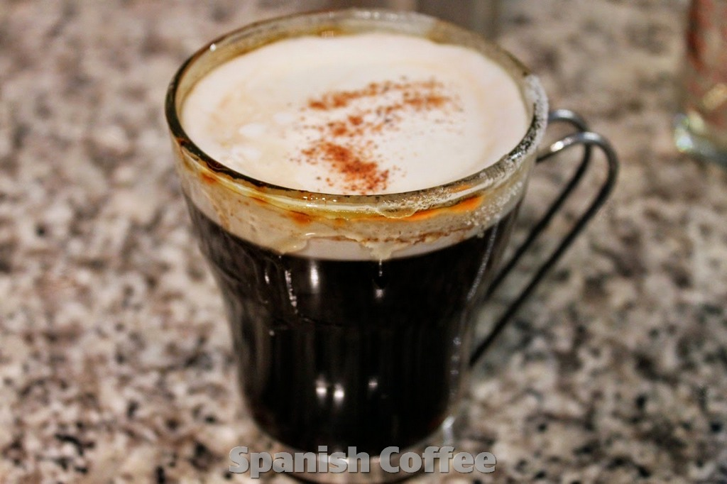 Recipe How to make Spanish Coffee