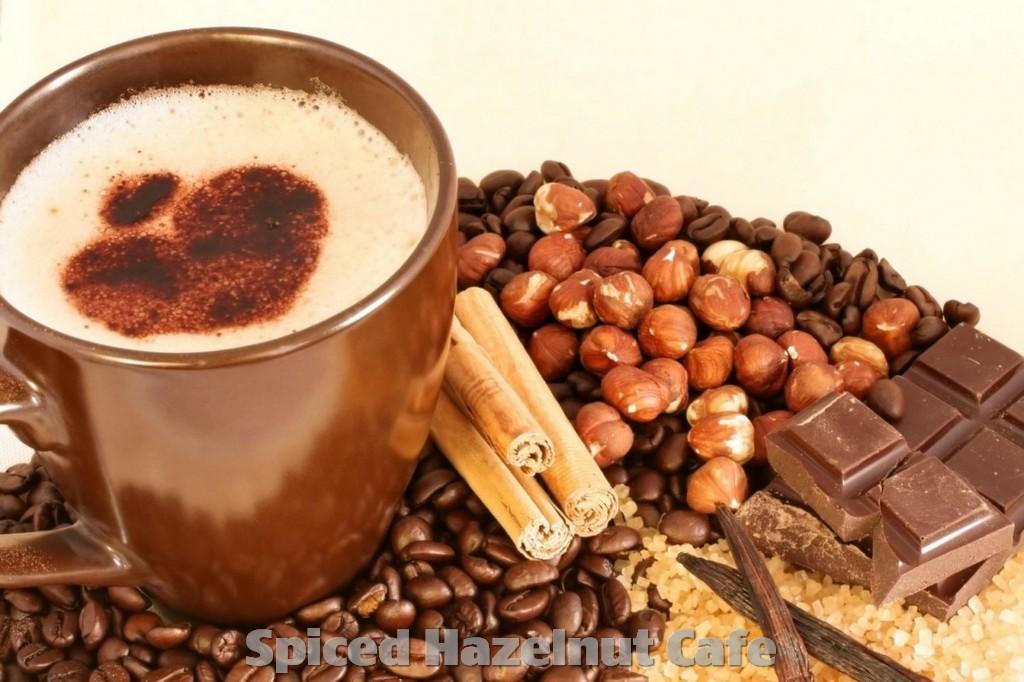 Recipe How to make Spiced Hazelnut Cafe