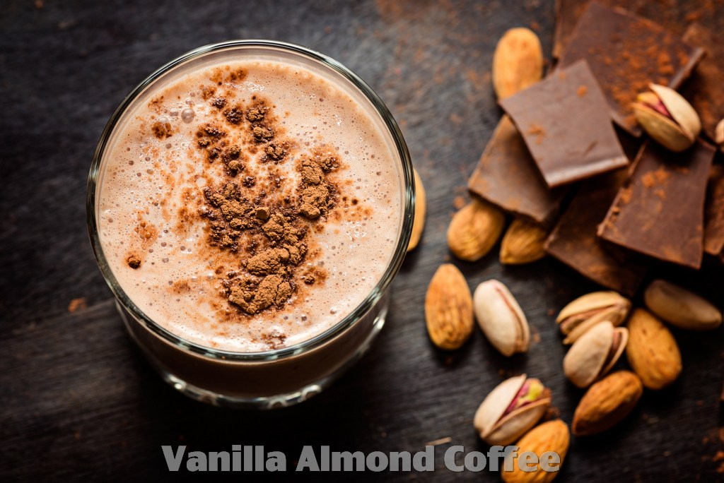 Vanilla Almond Coffee