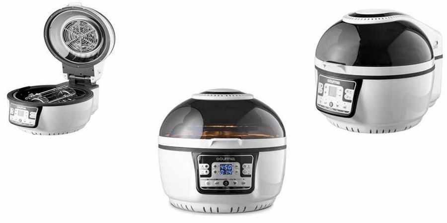 Gourmia GTA2500 roaster for coffee bean