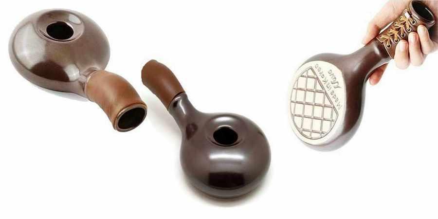 Nuvo Eco Ceramic Handy coffee roaster
